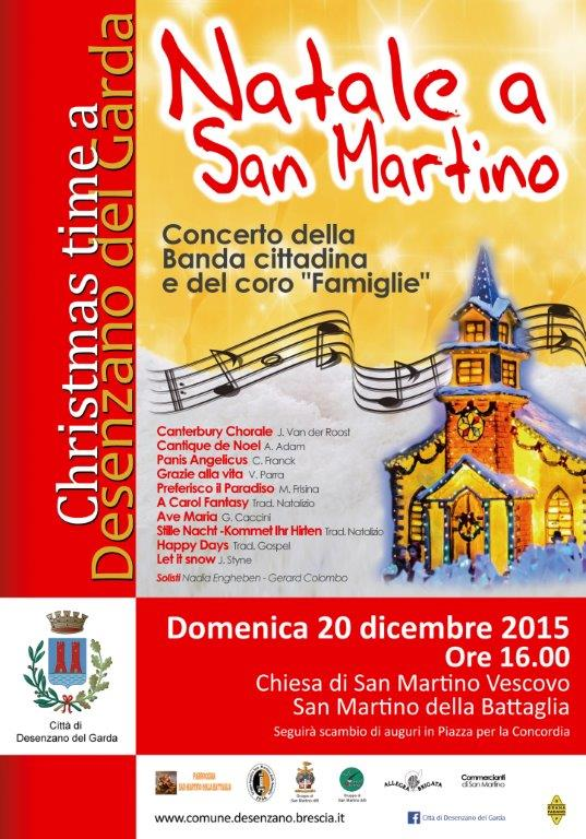 Natale a San Martino